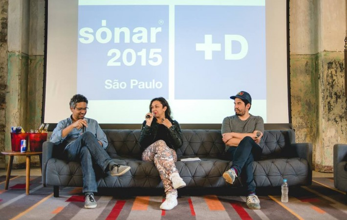 Claudia Assef participa Sonar SP 2015