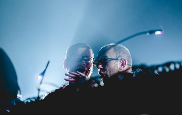 The Chemical Brothers Live no Espaço das Américas